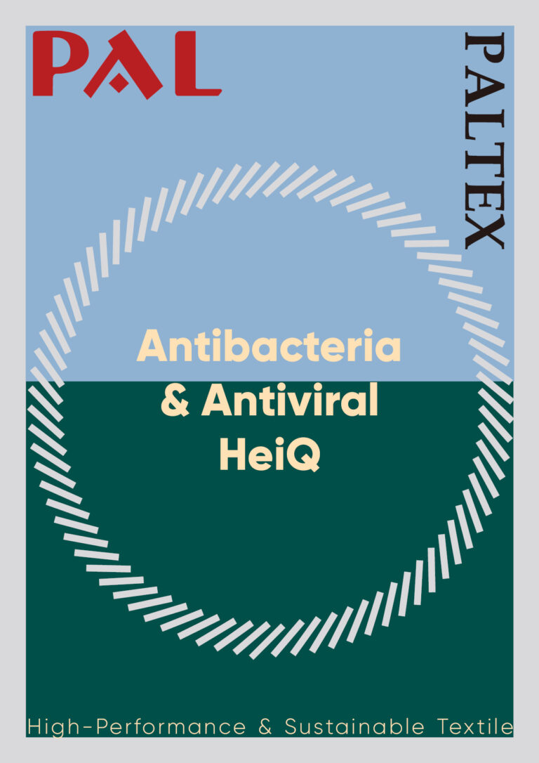 Read more about the article Antibacterial & Antiviral Textile Collection