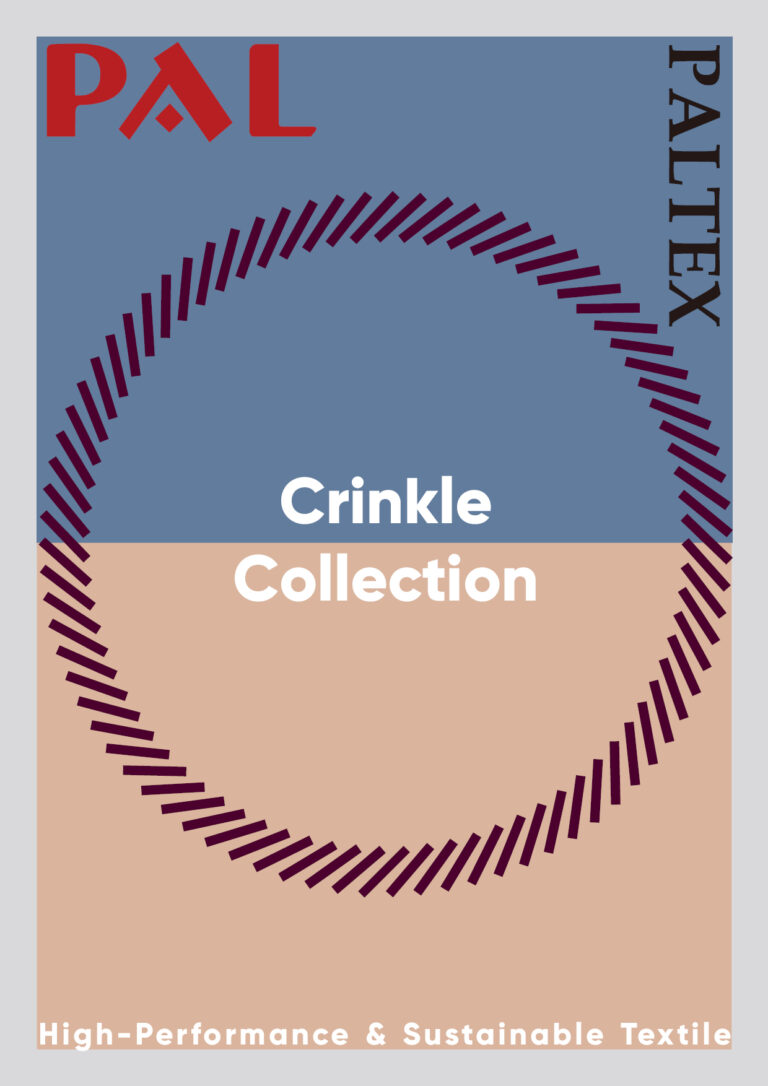 Read more about the article Crinkle Textile Collection