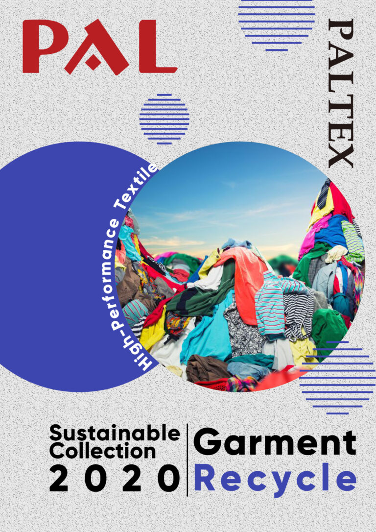 Read more about the article Sustainable Textile Collection – Closed-Loop Garment Recycled Textile
