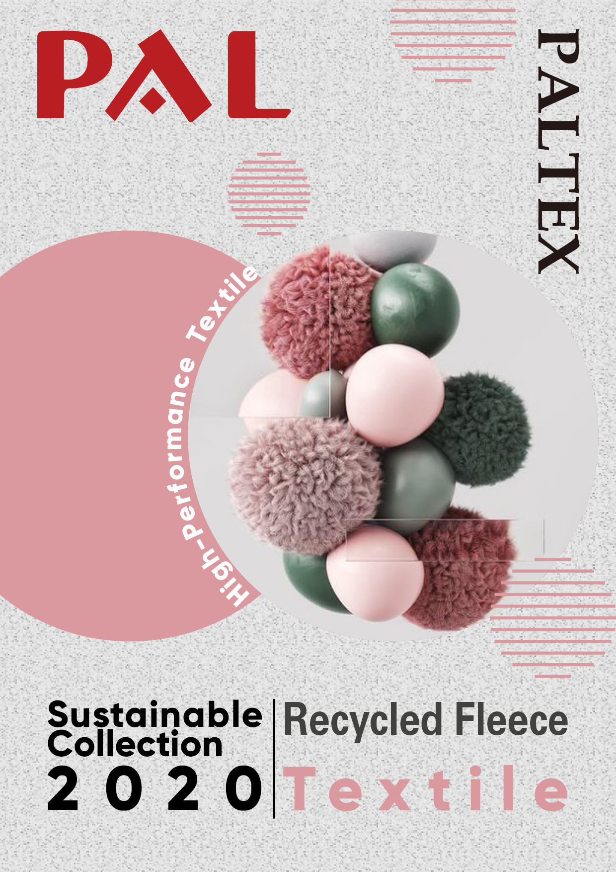 You are currently viewing Recycled Fleece from post-consumer plastic bottles