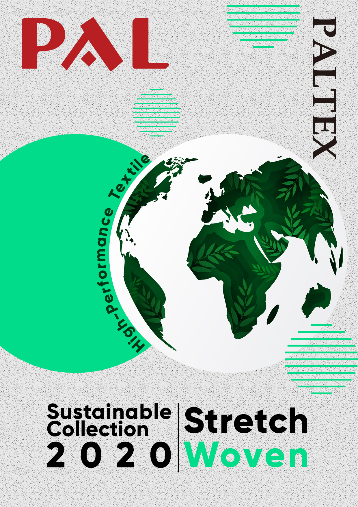 You are currently viewing Sustainable performance textile – Recycled nylon stretch woven