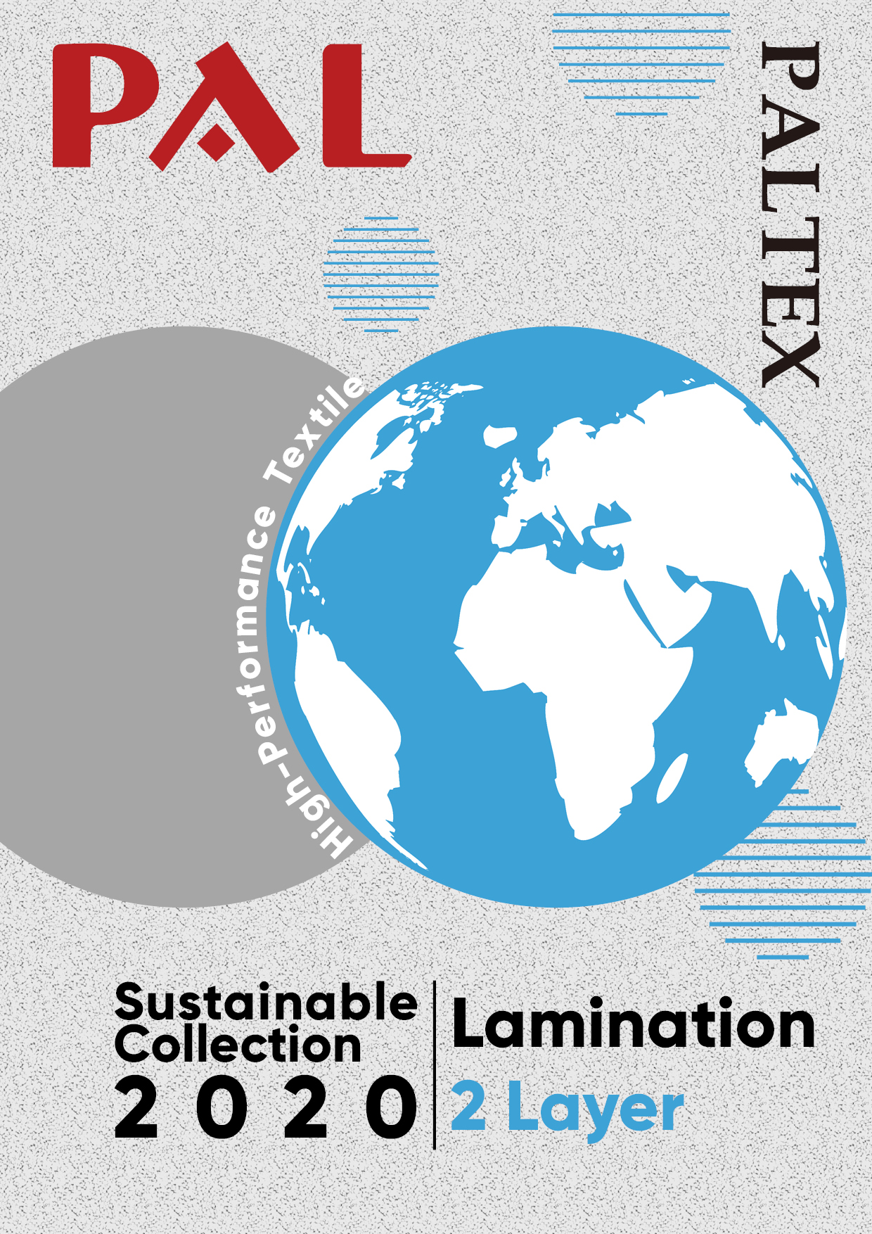Read more about the article Sustainable performance textile – Lamination 2 Layer