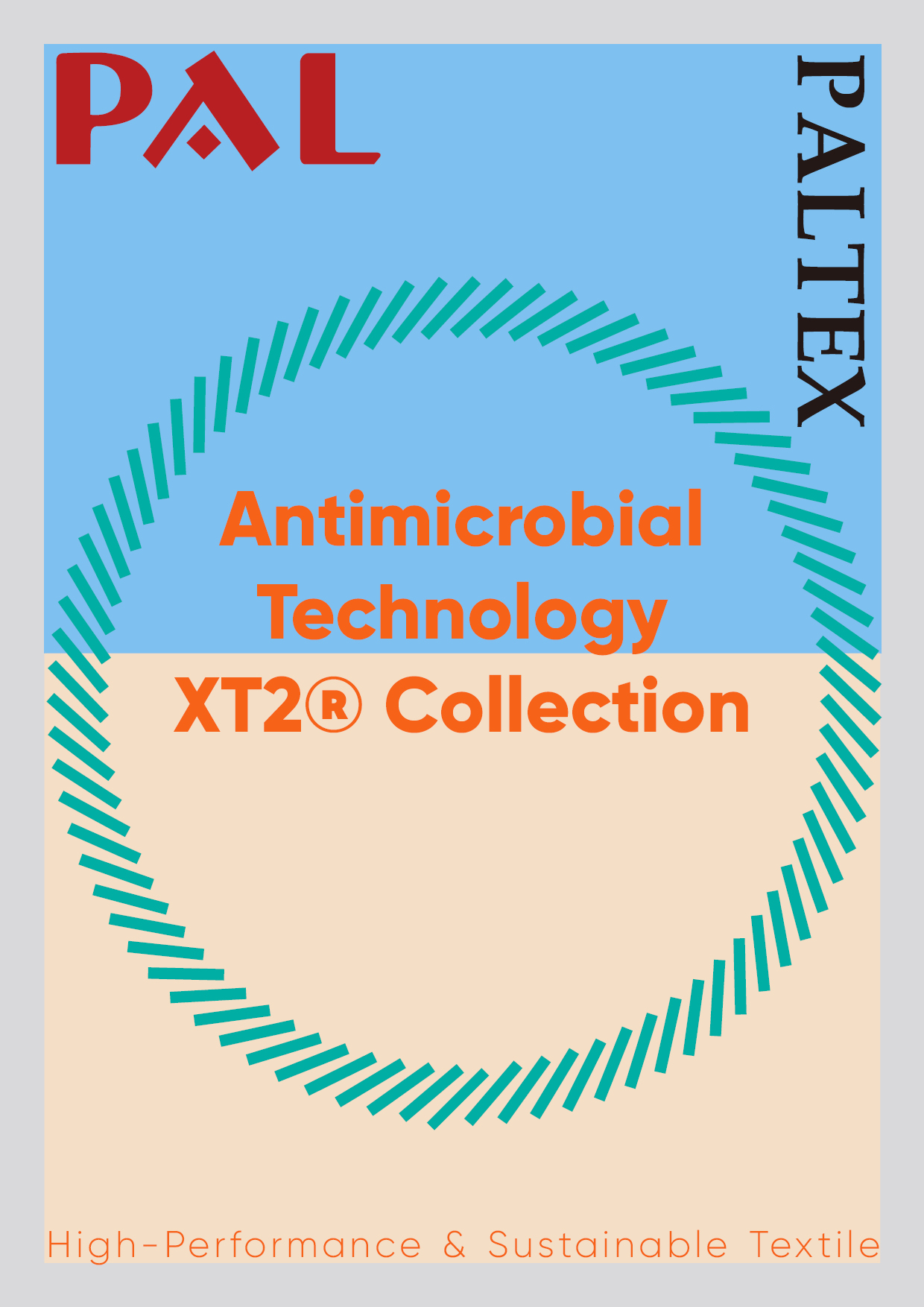 You are currently viewing Antimicrobial Textile Collection – XT2®