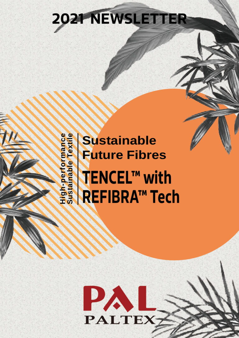 Read more about the article A second life for waste fibers – TENCEL X REFIBR tech