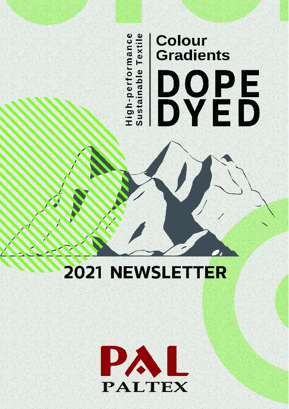 Read more about the article Dope dyed fabrics with color gradient effect