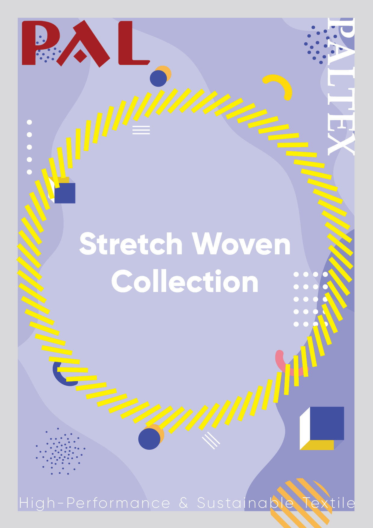 You are currently viewing High performance Stretch Woven fabrics