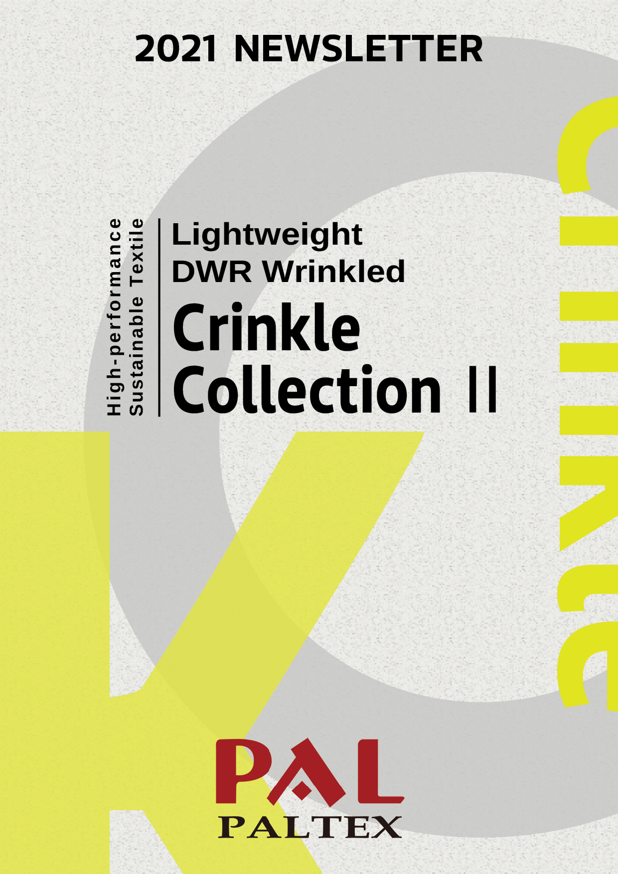You are currently viewing Crinkle textile Collection